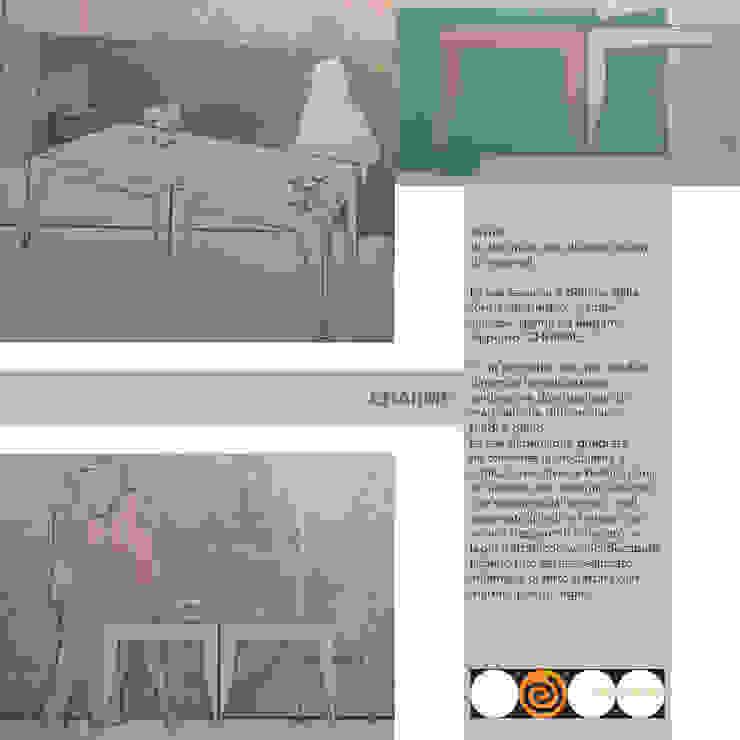 CHARME - il tavolo di Studio Arkilab - Seby Costanzo Mediterraneo