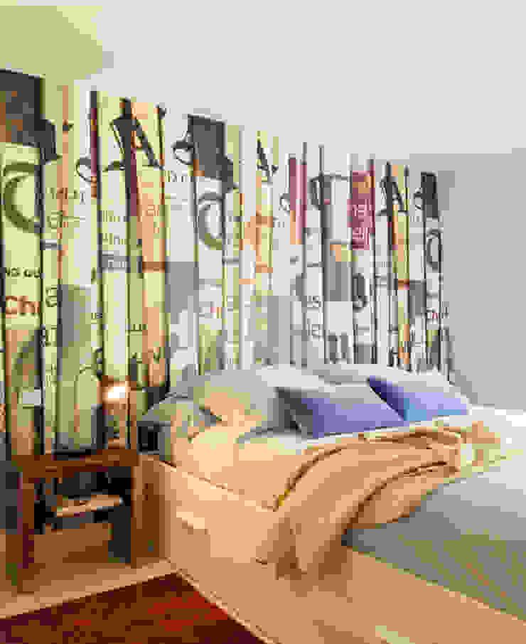 Dormitorio Dormitorios de estilo moderno de ESTER SANCHEZ LASTRA Moderno