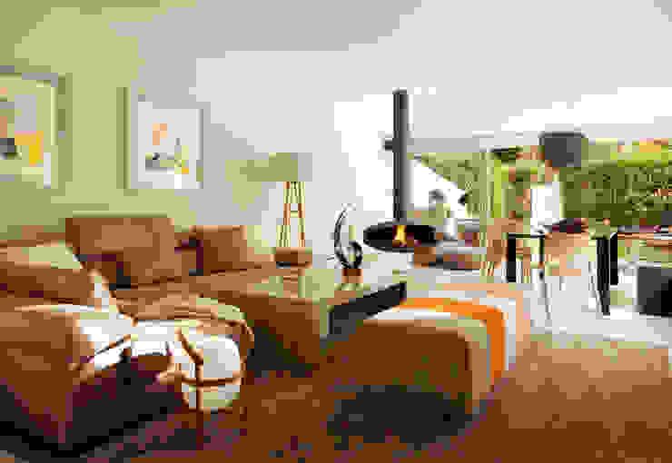 Modern living room by ESTER SANCHEZ LASTRA Modern
