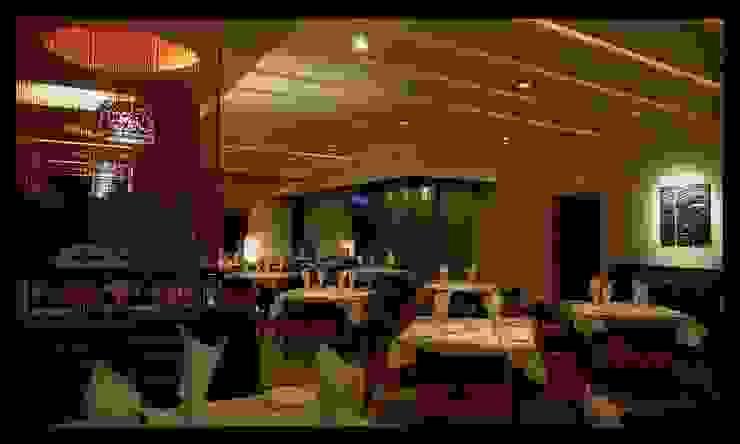 Crystal Restaurant Minimalist hotels by SOM design Minimalist