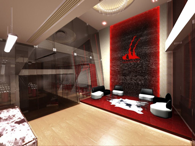 Dheeraj East Coast Dubai Modern commercial spaces by SOM design Modern