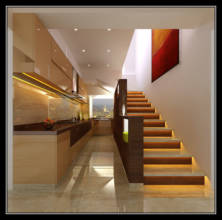 Private Appartment Classic style houses by SOM design Classic