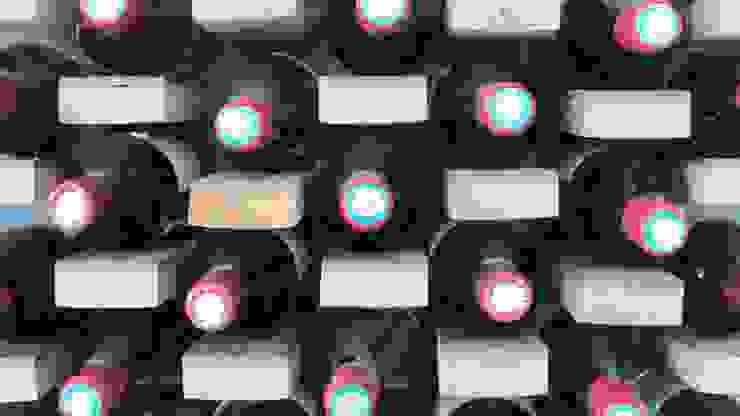 Wine Wall par Jerôme Bouteille Éclectique