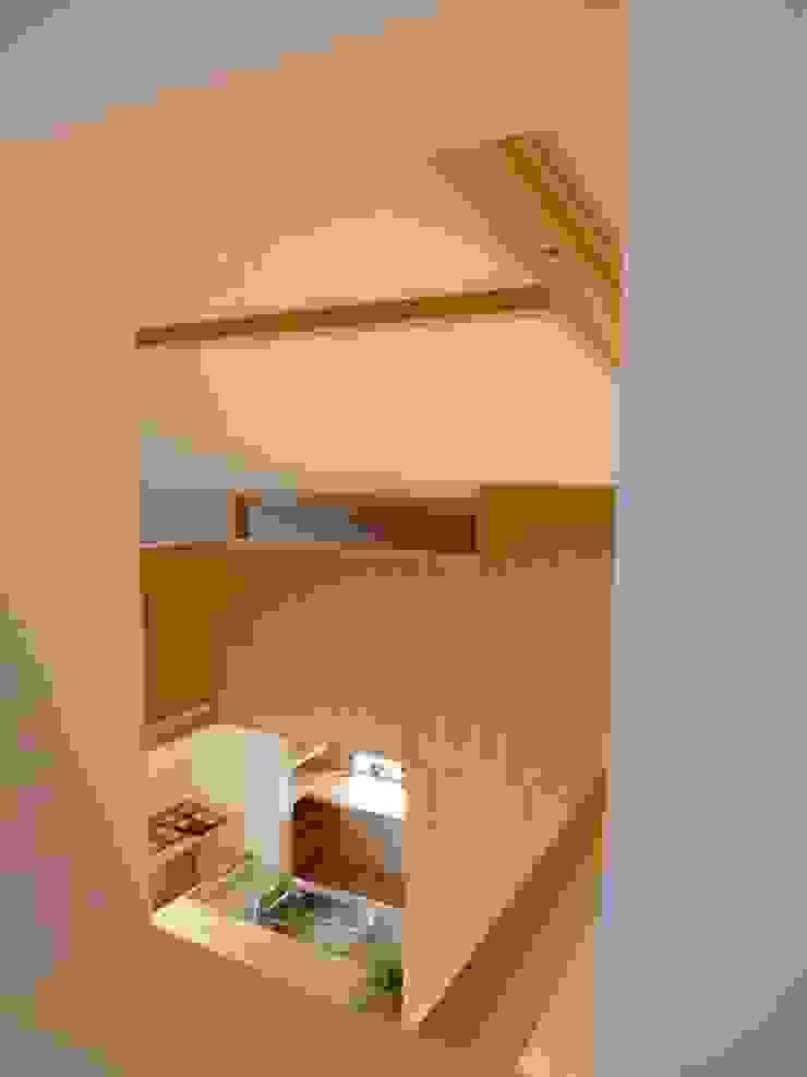 K+Yアトリエ一級建築士事務所 Sala da pranzo eclettica