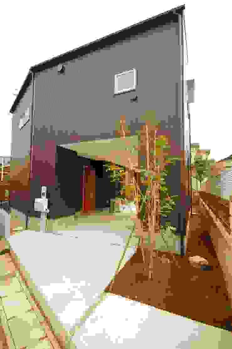 K+Yアトリエ一級建築士事務所 Modern home