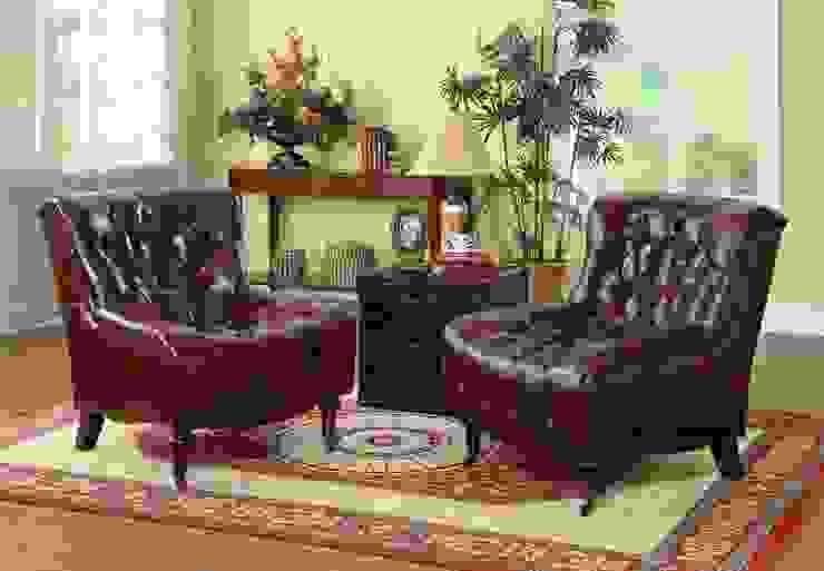 Living room by Locus Habitat,