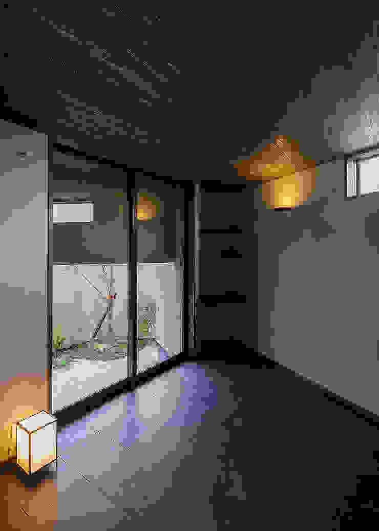 野間の家 オリジナルスタイルの 寝室 の 傳寶慶子建築研究所 オリジナル