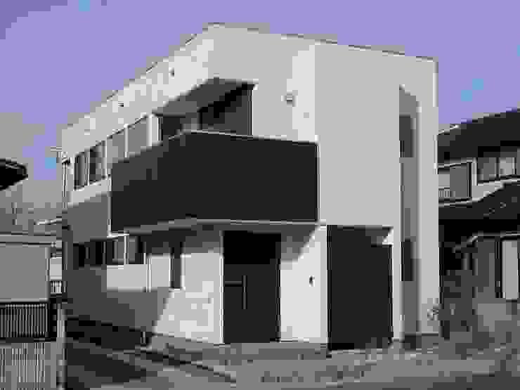 緑ヶ丘の家 オリジナルな 家 の ai建築アトリエ オリジナル