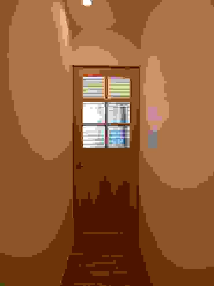 木製建具 ai建築アトリエ オリジナルな 窓&ドア
