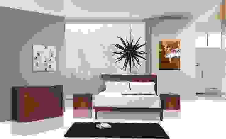 Highlight Aydınlatma Modern Bedroom