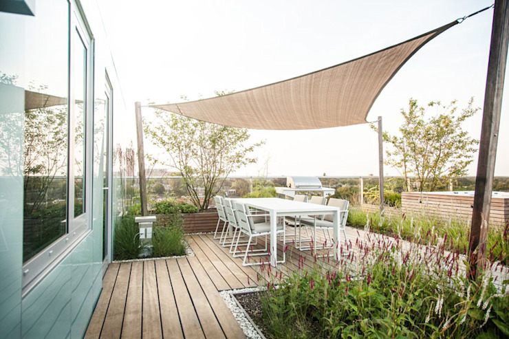 Terrace by Studio REDD exclusieve tuinen