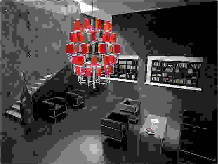 Highlight Aydınlatma Modern study/office