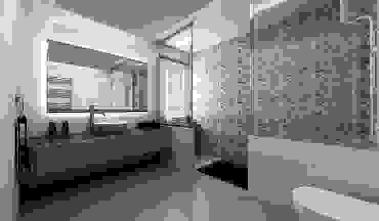 Modern Bathroom by Niyazi Özçakar İç Mimarlık Modern