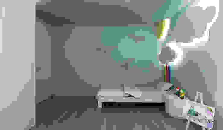 E.K. EVİ Modern Çocuk Odası Niyazi Özçakar İç Mimarlık Modern