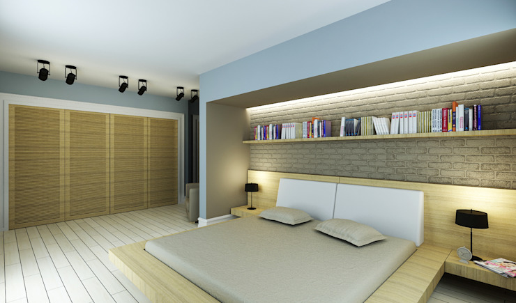 Niyazi Özçakar İç Mimarlık Chambre moderne