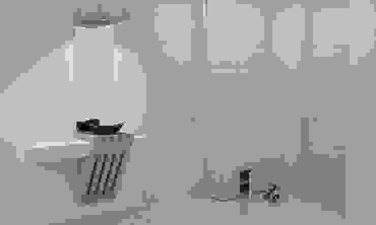 Modern corridor, hallway & stairs by Niyazi Özçakar İç Mimarlık Modern