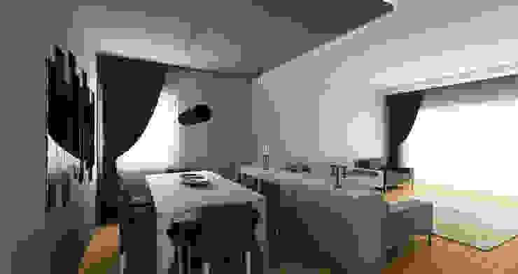 Modern dining room by Niyazi Özçakar İç Mimarlık Modern