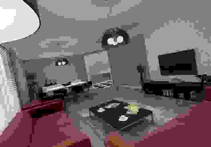 Moderne Wohnzimmer von Niyazi Özçakar İç Mimarlık Modern