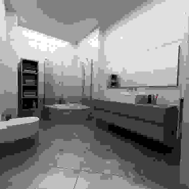 حمام تنفيذ Niyazi Özçakar İç Mimarlık