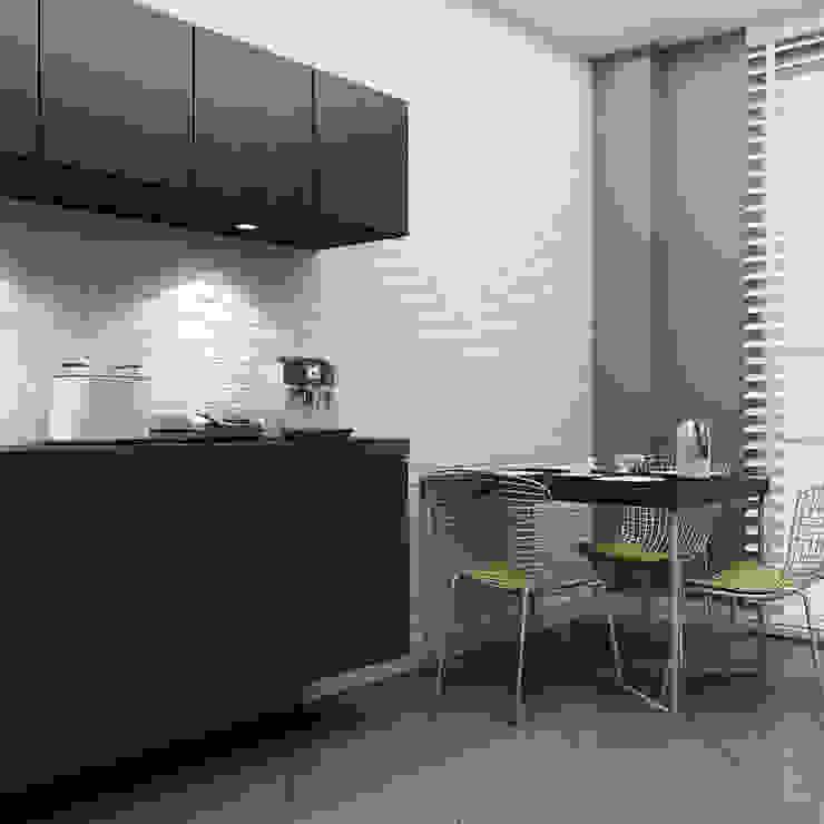 SANABEL KONAKLARI Modern Mutfak Niyazi Özçakar İç Mimarlık Modern