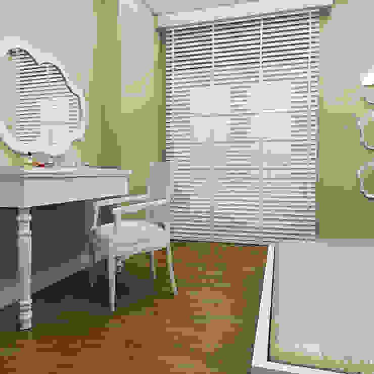 Phòng ngủ phong cách chiết trung bởi Niyazi Özçakar İç Mimarlık Chiết trung