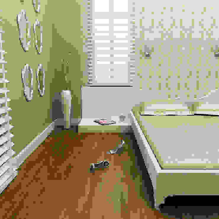 SANABEL KONAKLARI Eklektik Yatak Odası Niyazi Özçakar İç Mimarlık Eklektik