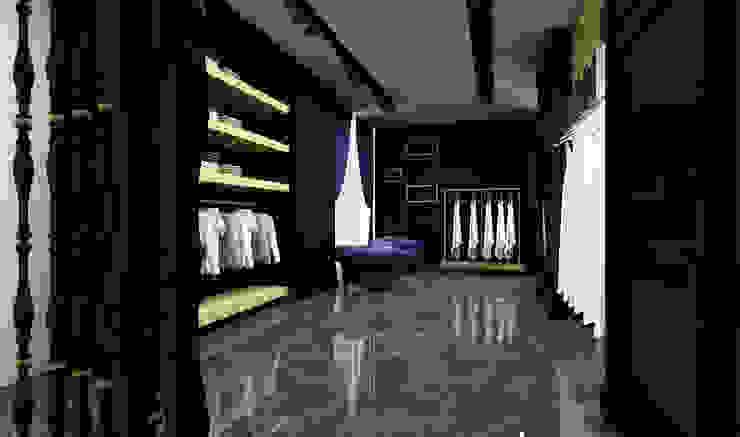 Niyazi Özçakar İç Mimarlık Eclectic style offices & stores