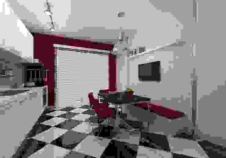ห้องครัว โดย Niyazi Özçakar İç Mimarlık,