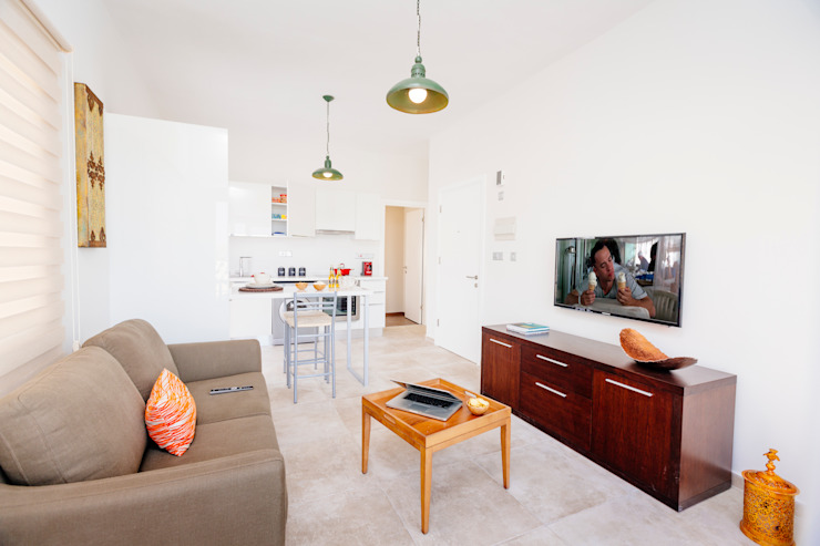 Kıbrıs Developments Living room