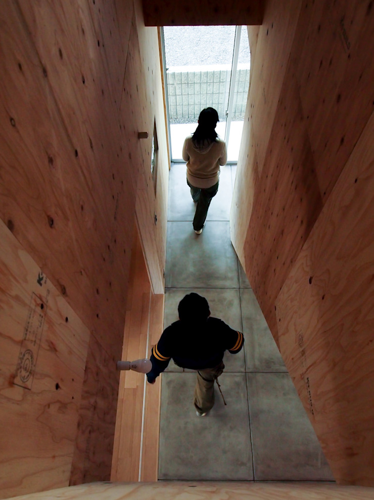 AtelierorB Walls Plywood Wood effect