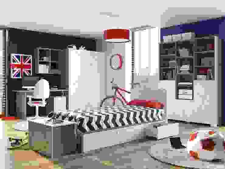 Möbelgeschäft MEBLIK Dormitorios infantiles de estilo moderno