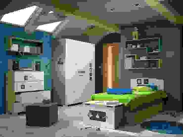 Möbelgeschäft MEBLIK Modern nursery/kids room