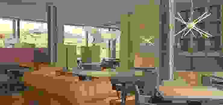 CONTRACT Hotel moderni di carlo tosin Moderno