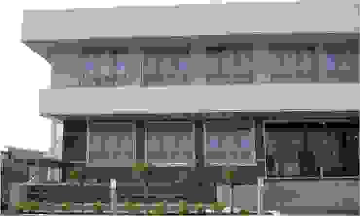 Riqualificazione della sede azienda e punto vendita, progetto Bettini design. Negozi & Locali commerciali in stile minimalista di bettini design Minimalista