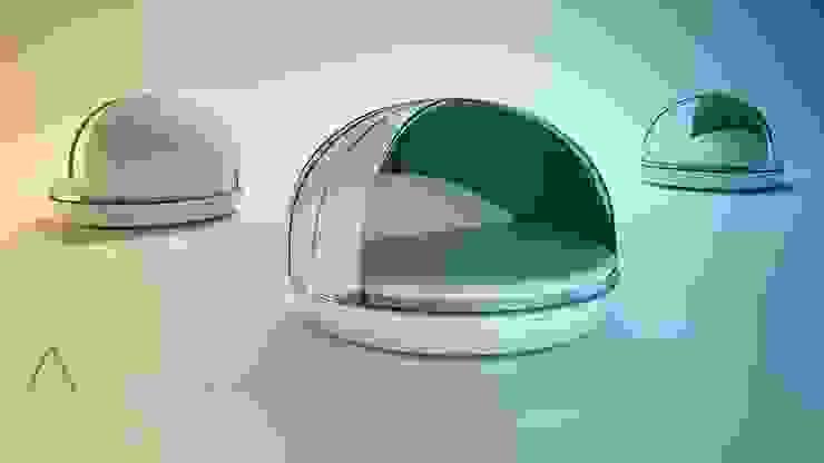 ZERO COLLECTION de FANSTUDIO__Architecture & Design Minimalista