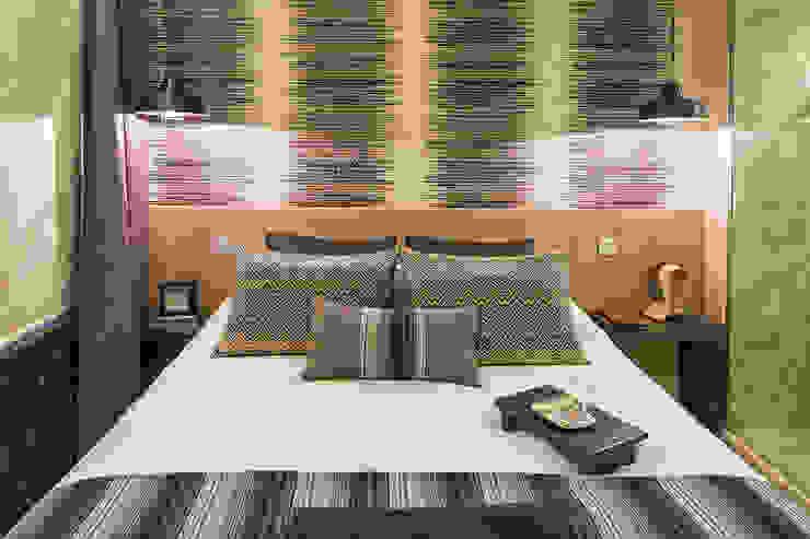 homify オリジナルスタイルの 寝室