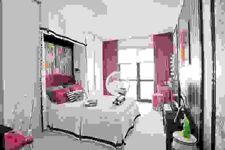 Girl's Bedroom Eklektik Yatak Odası homify Eklektik