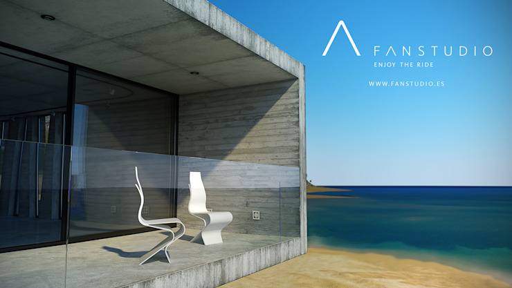 LAMINART COLLECTION de FANSTUDIO__Architecture & Design Moderno