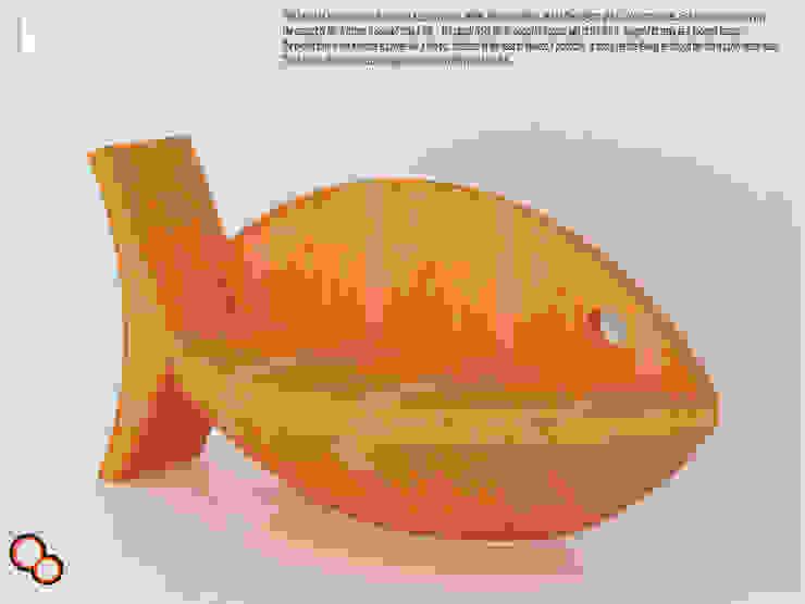 Couch -Koi fish: modern  by Preetham  Interior Designer,Modern