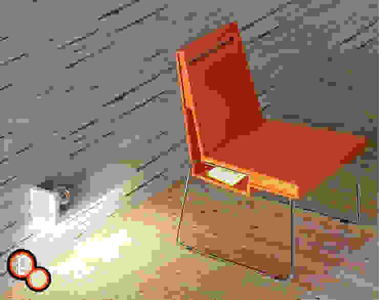 Chair with storage: modern  by Preetham  Interior Designer,Modern