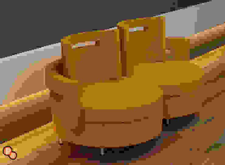 Twin seater: modern  by Preetham  Interior Designer,Modern