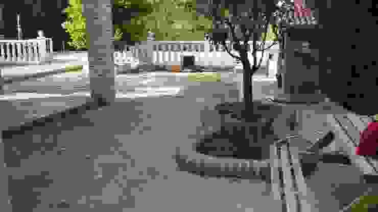Reformas Jardines de estilo moderno de Allgrass Solutions Moderno