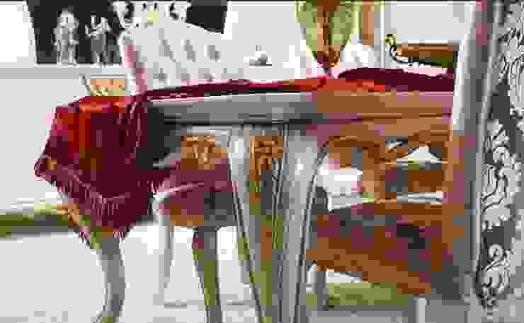 BEYZA YEMEK ODASI TAKIMI Klasik Evler Asortie Mobilya Dekorasyon Aş. Klasik