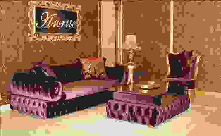 Asortie Mobilya Dekorasyon Aş. Living roomAccessories & decoration