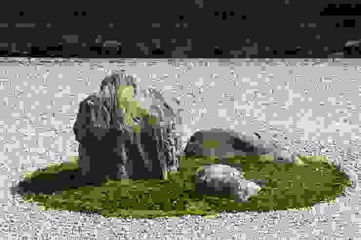 아시아스타일 정원 by M. Y. 한옥