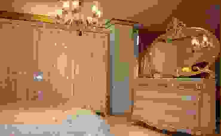PRENSES KLASİK YATAK ODASI Asortie Mobilya Dekorasyon Aş. Klasik