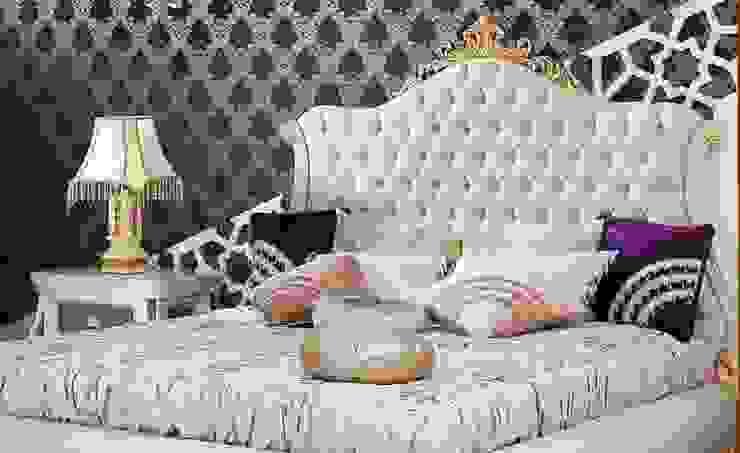 Chambre de style  par Asortie Mobilya Dekorasyon Aş. , Classique