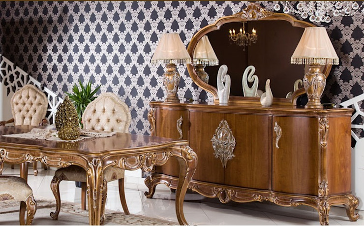Asortie Mobilya Dekorasyon Aş. Dining roomAccessories & decoration