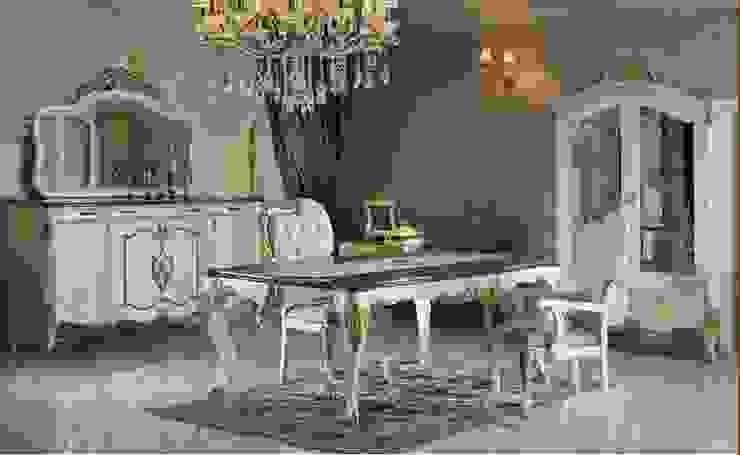 Classic style dining room by Asortie Mobilya Dekorasyon Aş. Classic