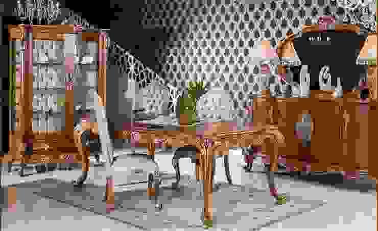 VOLGA KLASİK YEMEK ODASI Klasik Yemek Odası Asortie Mobilya Dekorasyon Aş. Klasik